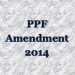 PPF_Amendment_2014