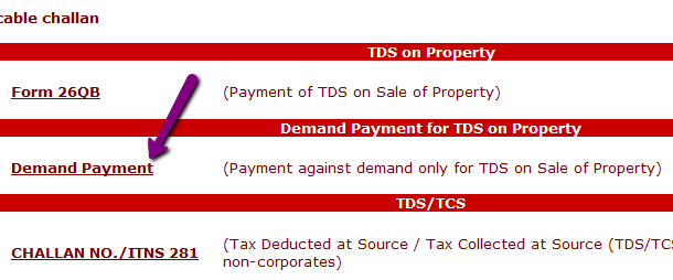 E-Tax_Payment_Demand_us_194IA